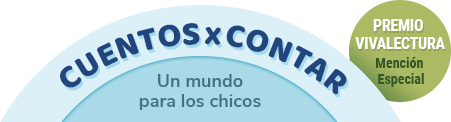 CuentosxContar Logo